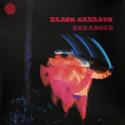 BLACK SABBATH: PARANOID 1LP