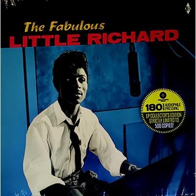 LITTLE RICHARD: THE...