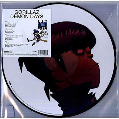 GORILLAZ: DEMON DAYS...