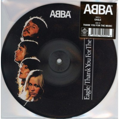 ABBA: EAGLE / THANK YOU FOR...