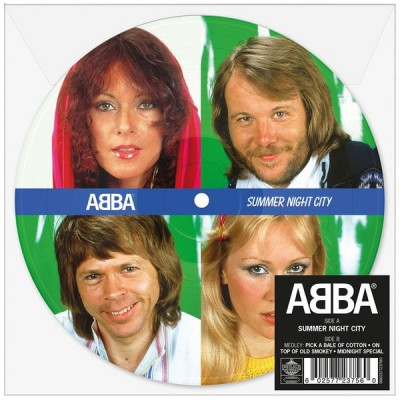 ABBA: SUMMER NIGHT CITY...