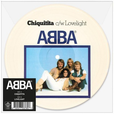ABBA: CHIQUITITA C/W...