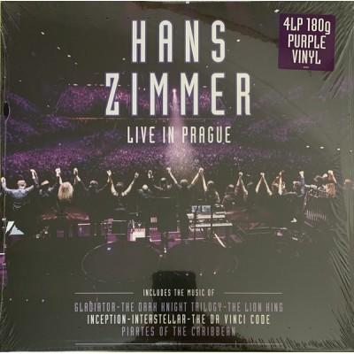 HANS ZIMMER: LIVE IN PRAGUE...