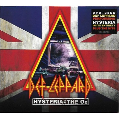 DEF LEPPARD: HYSTERIA AT...