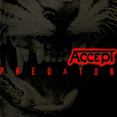ACCEPT: PREDATOR 1CD