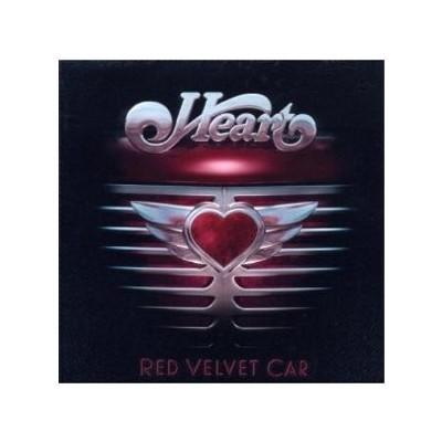 HEART: RED VELVET CAR CD