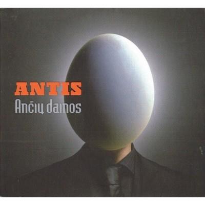 ANTIS: ANČIŲ DAINOS CD dgp
