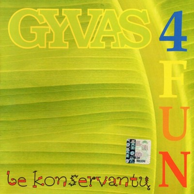 4FUN: GYVAS CD