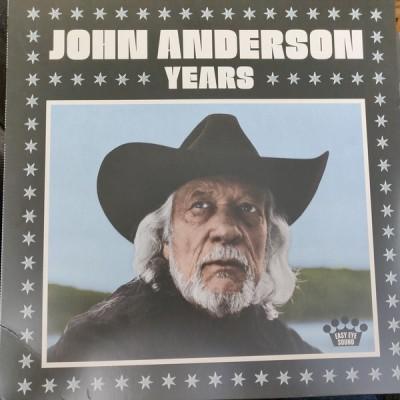 ANDERSON JOHN: YEARS 1LP