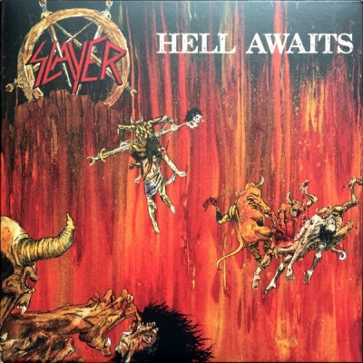 SLAYER: HELL AWAITS LP