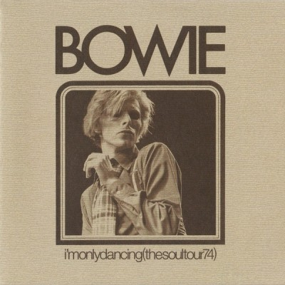 BOWIE DAVID: I'M ONLY...