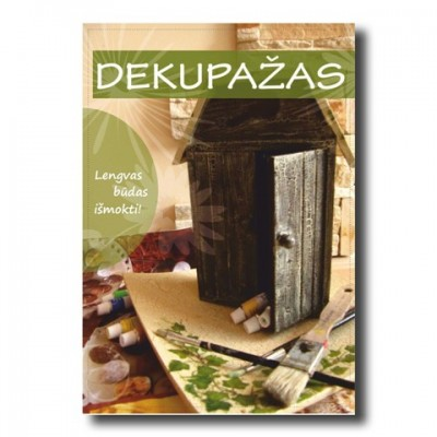 VARIOUS: DEKUPAŽAS DVD
