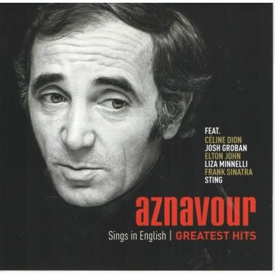 CHARLES AZNAVOUR: SINGS IN...