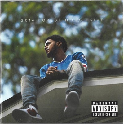 J. COLE: 2014 FOREST HILLS...